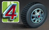 Rank 40 Badge - Turbo 21 HD