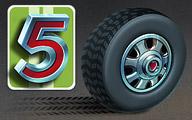 Rank 50 Badge - Turbo 21 HD