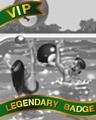 Pool Pool Badge - Pogo™ Bowl