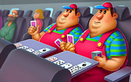 Double The Fun Badge - World Class Solitaire HD