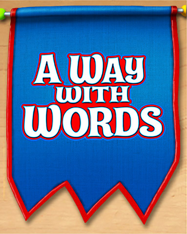 Winning Ways Badge - A Way With Words