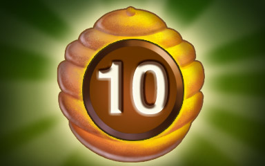Rank 10 Badge - Stack'em HD
