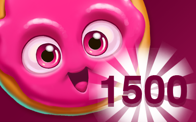 Red Cookie 1500 Badge - Cookie Connect