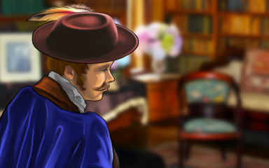 A Scandal In Bohemia Episode 3 Badge - StoryQuest