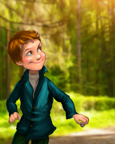 Hansel And Gretel Episode 3 Badge - StoryQuest