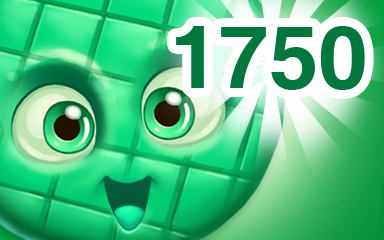 Green Cookie 1750 Badge - Cookie Connect