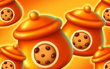 Cookie Jar 250 Badge - Cookie Connect