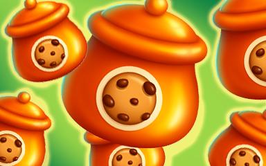 Cookie Jar 500 Badge - Cookie Connect