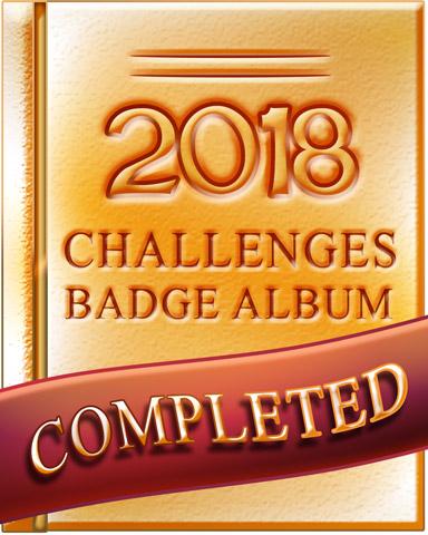 Pogo 2018 Album Badge