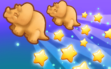 Stars 460 Badge - Cookie Connect