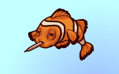 Quarantine Badge - Quinn's Aquarium