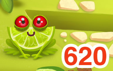 Level 620 Badge - Cookie Connect