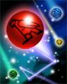 Phlinx Planet Badge - Phlinx