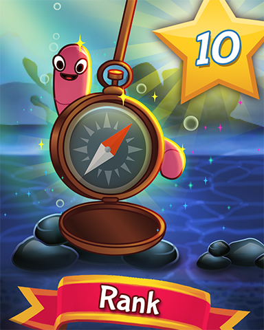 Set Sail! Badge - Solitaire Blitz