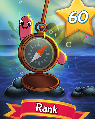 Petty Officer Badge - Solitaire Blitz