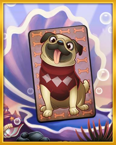 Best Friend Badge - Solitaire Blitz
