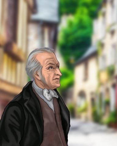 Oliver Twist Episode 2 Badge - StoryQuest