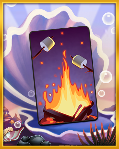 Camp Stories Badge - Solitaire Blitz