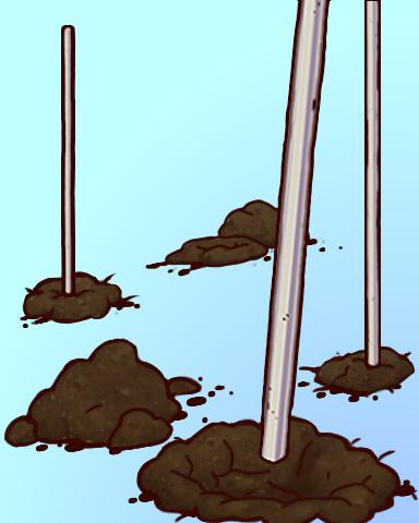 Pole Positioned Badge - Quinn's Aquarium