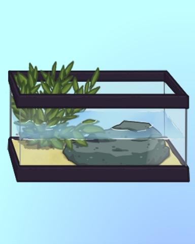 Happy Hopping Badge - Quinn's Aquarium