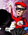 Red Turtleneck Badge - Canasta HD