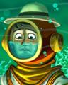 Leaky Helmet Badge - Vaults Of Atlantis Slots