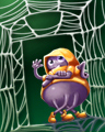 Welcome To My Web Badge - Rainy Day Spider Solitaire HD