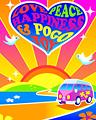 Pogo Groovy Trip Badge