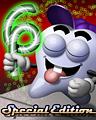 Pogo Club Time Rewards Year 6 Badge
