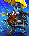 Master Of Suits Badge - Rainy Day Spider Solitaire HD