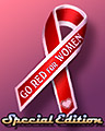 AHA Commemorative Badge - Hearts