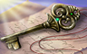 The Skeleton Key Badge - Claire Hart Classic