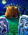 Grave Danger Badge - Plants Vs. Zombies