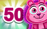 50? 50! Badge - Cookie Connect
