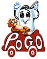 Pogo's The Word Badge