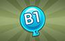 B1 Bandit Badge - Poppit! Bingo