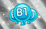 B1 Bonanza Badge - Poppit! Bingo