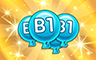 B1 Blast Badge - Poppit! Bingo