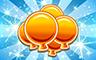 1,000 Golden Balloons Badge - Poppit! Bingo