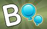 10 'B' Bingos Badge - Poppit! Bingo