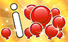 1,500 'I' Bingos Badge - Poppit! Bingo