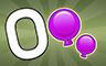 10 'O' Bingos Badge - Poppit! Bingo