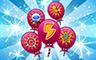 1,000 Power-Ups Badge - Poppit! Bingo