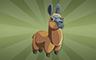 Stuffed Llamas Badge - Poppit! Bingo