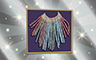 Silver Quipu Badge - Poppit! Bingo