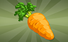 Carrot Badge - Poppit! Bingo