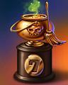 Halloween Marathon 7 Badge - Phlinx II