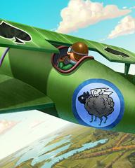 Black Sheep Squadron Badge - Aces Up! HD