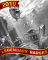 Undersea Ruins Badge - Everyone Wins Bingo