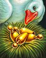 Golden Goose Badge - Pogo™ Bowl